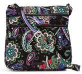 Vera Bradley Triple Zip Kiev Bag