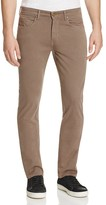 Paige Federal Slim Fit Jeans in Desert Taupe