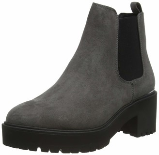 New Look Women's Civil 2-SDT CHNKY MTAL DTAIL:4:S206 Ankle Boots