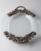 GG Collection Oval Serving Tray