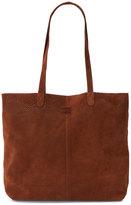 Toms Cinnamon Suede Cosmopolitan Tote Bag