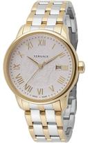 Versace Business Collection VQS050015 Men's Stainless Steel Quartz Watch