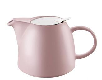 Ambrosia Zoey Stoneware Teapot 1L Pink