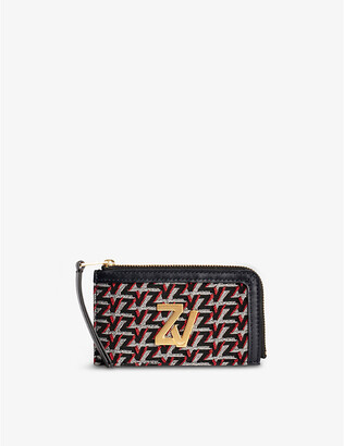 Zadig & Voltaire ZV Initiale leather belt bag