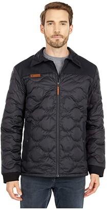Obermeyer Kaden Down Jacket (Black) Men's Clothing