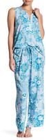 Natori Floral Oasis PJ 2 Piece Set