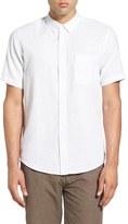 Ezekiel 'Highland' Regular Fit Short Sleeve Woven Shirt