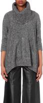 MICHAEL Michael Kors Funnel-neck knitted jumper