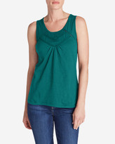 Eddie Bauer Women's Daybreak Tank Top - Solid