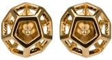 Eddie Borgo 'Caged Nova' stud earrings
