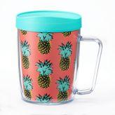 Signature tumblers sport Signature Tumblers Monday Coffee Pineapple 18-oz. Insulated Coffee Mug