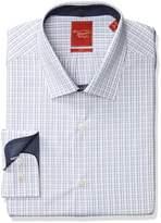 Original Penguin Men's Slim Fit Graph Check Dress Shirt