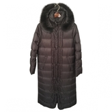 Moncler Brown Polyester Jacket