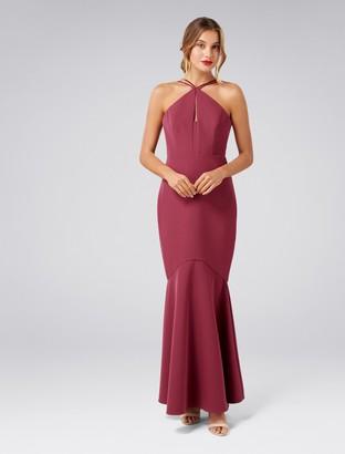 Ever New Cindy Arrowhead Fishtail Gown
