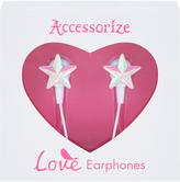 Accessorize Star Earphones