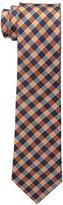 Tommy Hilfiger Men's Color Gingham Slim Tie