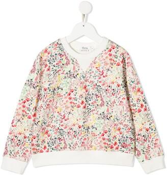 Bonpoint Liberty-print sweatshirt