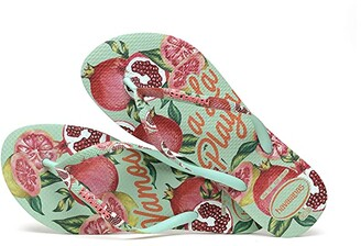 Havaianas Slim Summer (Silk Rose) Women's Sandals