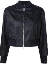 Neil Barrett printed bomber jacket
