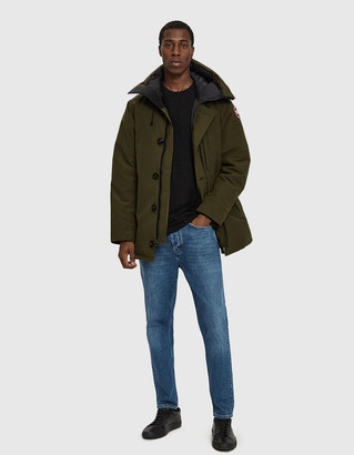 Canada Goose Chateau Parka in Military Green