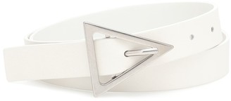 Bottega Veneta Exclusive to Mytheresa Skinny leather belt