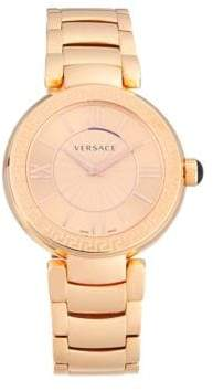 Versace Leda Stainless Steel Watch