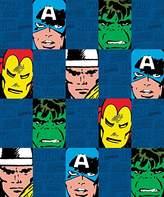 Marvel Avengers Blanket Thor, Ironman. Captain America and Hulk Throw