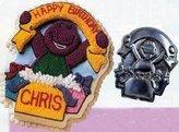Wilton Barney Character Cake Pan