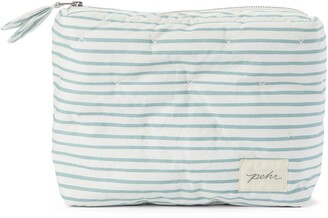 Pehr Water Resistant Coated Organic Cotton Pouch