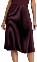 Lauren Ralph Lauren Colyn Skirt, Red Sangria