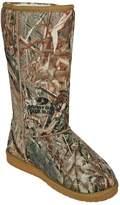 Dawgs Women's Mossy Oak 13-inch Boots
