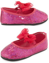 Stuart Weitzman Bling Sequin Mary Jane, Infant