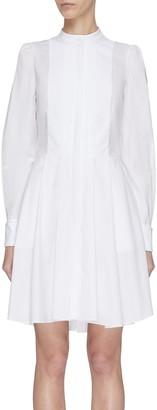 Alexander McQueen Poplin shirt dress