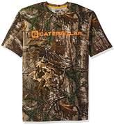 Caterpillar Men's C Block T-Shirt