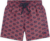 Vilebrequin Printed swim shorts - Jim