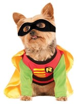Batman Robin Pet Costume