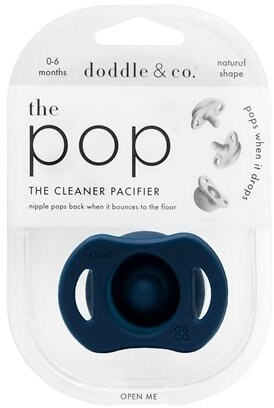 Doddle & Co Doddle and Co. The Pop Pacifier Dream Collection Navy About You