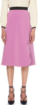 Roksanda Marten stretch-crepe skirt