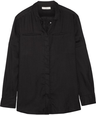IRO Wool-gauze Shirt