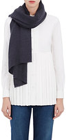 Denis Colomb Women's Annapurna Woven Cashmere Shawl-NAVY