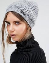 Calvin Klein Knitted Gray Beanie