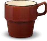 Mikasa Alpine Red Stackable Mug