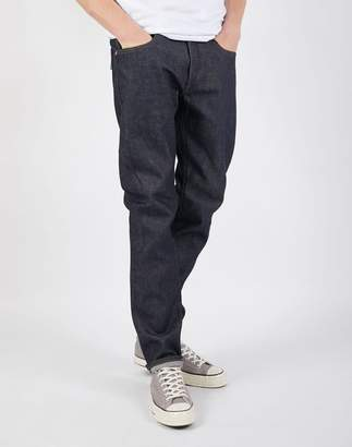 Edwin Made in Japan Regular Tapered Jeans Raw State