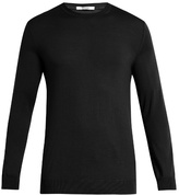ADAM by Adam Lippes Crew-neck wool sweater
