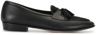 Baudoin & Lange classic Penny tassel loafers