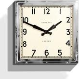Newgate Clocks - Quad Clock - Stainless Steel