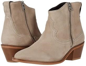 AllSaints Carlotta (Stone Suede) Women's Shoes