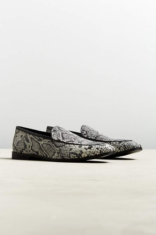 Urban Outfitters Snakeskin Loafer