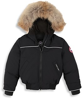 Canada Goose Unisex Grizzly Bomber Jacket - Little Kid