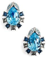 Oscar de la Renta Women's Swarovski Crystal Stud Earrings